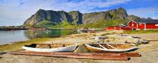 Lofotens seværdigheder - Hurtigruten - Ruby Rejser