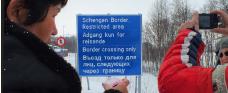 Den russiske grænse - Hurtigruten - Ruby Rejser