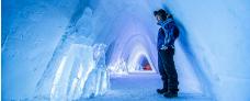 Snehotel  Kirkenes - Hurtigruten - Ruby Rejser